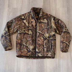 🏹 Browning Mossy Oak Puffer Jacket